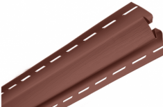 "Планка ""внутренний угол"" красно-коричневая Т-13  -  3,00м. ""BH"""
