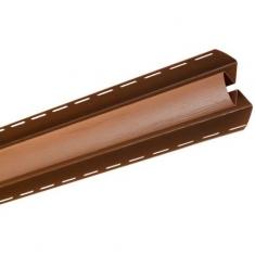 Планка внутренний угол Дуб светлый Т-13  -  3,00м