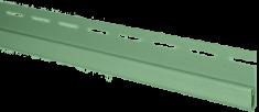 Планка финишная фисташковая Т-14  -  3000 мм