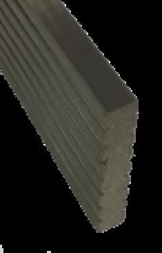 Торцевая планка для досок Deckron, Darvolex, Ecodeck