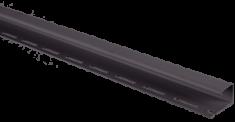 "Сайдинг Планка ""J - trim"", 3660 мм, цвет Сиреневый"