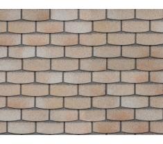 ТЕХНОНИКОЛЬ HAUBERK Камень фасадная плитка (Травертин)