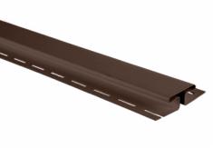 """Планка """"соединительная"""" коричневая Т-18  -  3,00м. """"BH"""""""