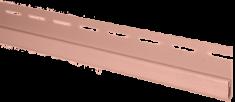 Планка финишная земляничная Т-14  -  3000 мм
