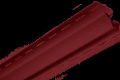 Планка внутренний угол Красная Т-13  -  3,00м (А)