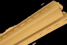 """Планка """"внутренний угол"""" золотистая Т-13  -  3,00м. """"BH"""""""