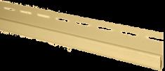 Планка финишная грушевая Т-14  -  3000 мм